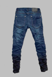 Jogg Jeans - Freeboy used blue