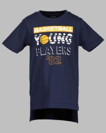 T-shirt - Blue Seven 802084 navy