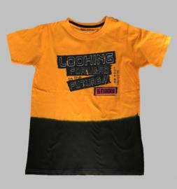 T-shirt -  Blue Seven 602709 orange