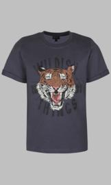 T-shirt - Wildish Things navy
