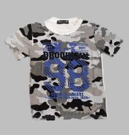 T-shirt - Brooklyn white