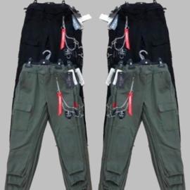 Jogg Pant - Sem army green
