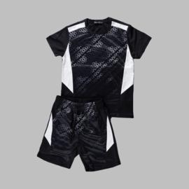 Twee delige set - Black and white