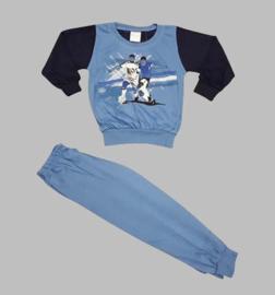 Pyjama - Pyjama lange broek blauw