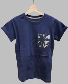 T-shirt -  Blue Seven 602684 navy
