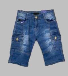 Jogg Jeans Bermuda - Mick
