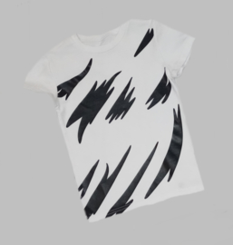 T-shirt - Thunder white