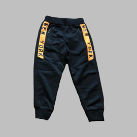 Jogg Pant - New York yellow stripe