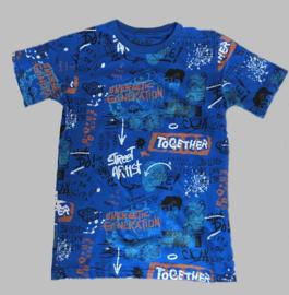 T-shirt -  Blue Seven 602724 ocean
