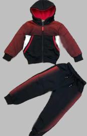 Joggingpak - SJK 302 red