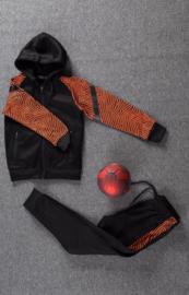 Trainingspak - Jaxx orange