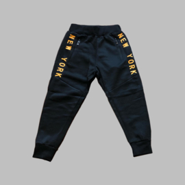 Jogg Pant - New York black stripe