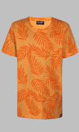 T-shirt - D-XEL Palm orange