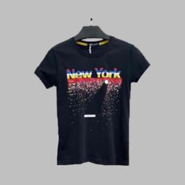 T-shirt - NY black