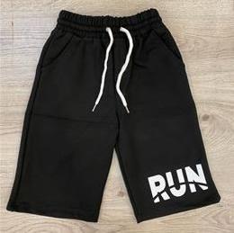 Jogg Bermuda - Run black