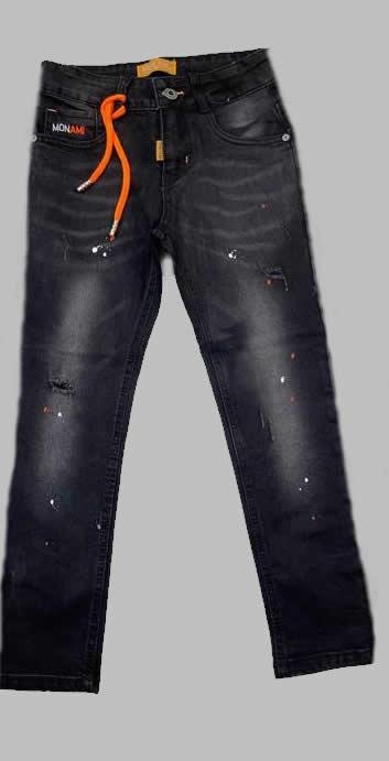 Jogg Jeans - Moni Ami orange