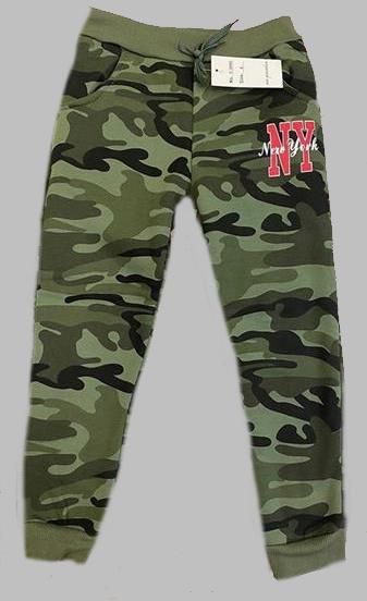 Jogg Pant - Army NY light