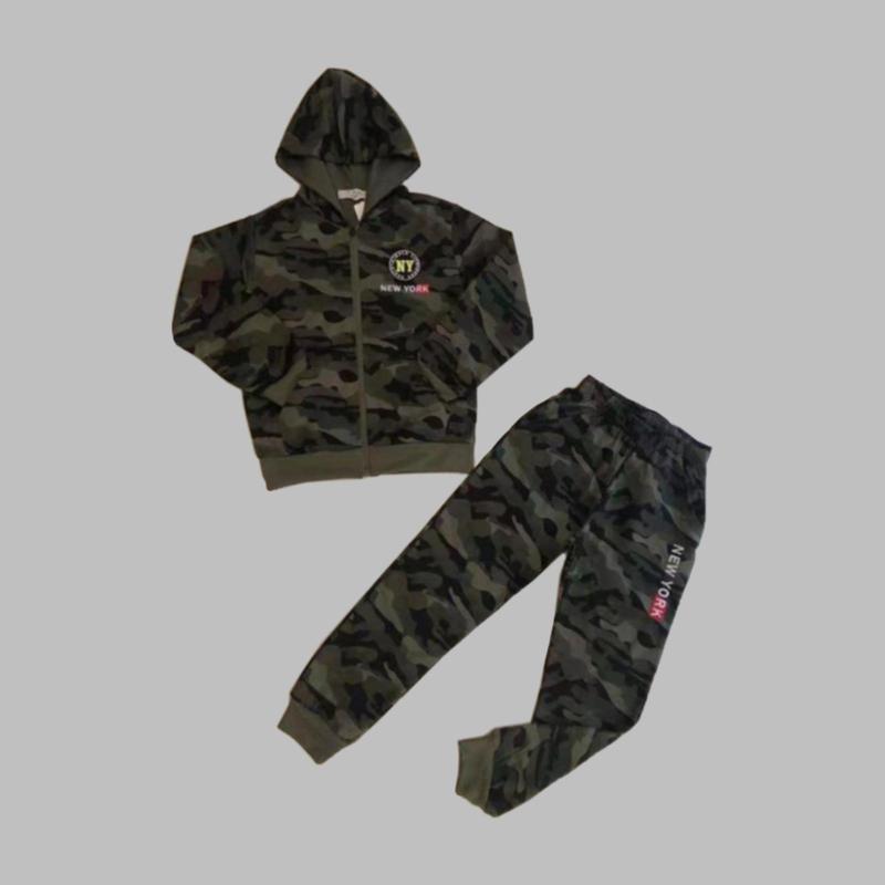 Joggingpak - Army NY