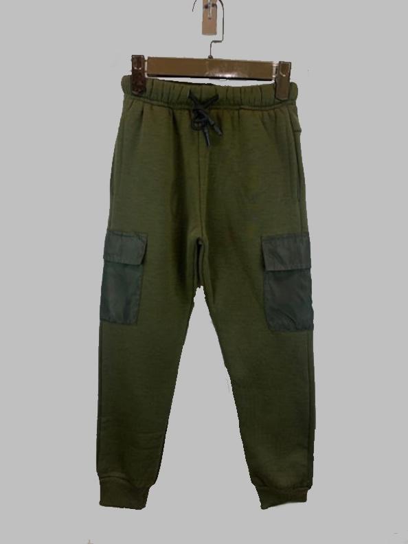 Jogg Pant - SJK Bruce army green