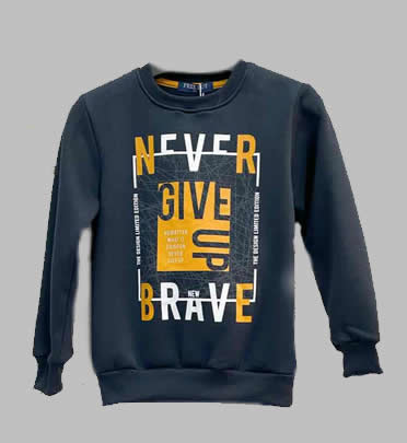 Sweater  - Never give up