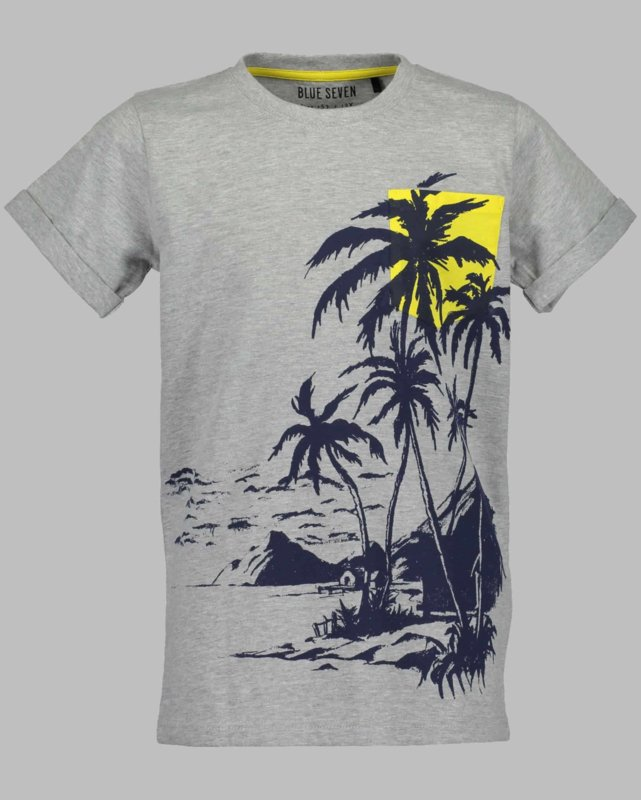 T-shirt -  Blue Seven 602684