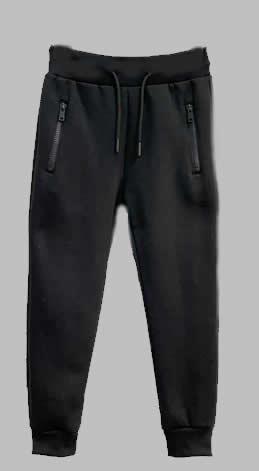 Jogg Pant - Freeboy uni black