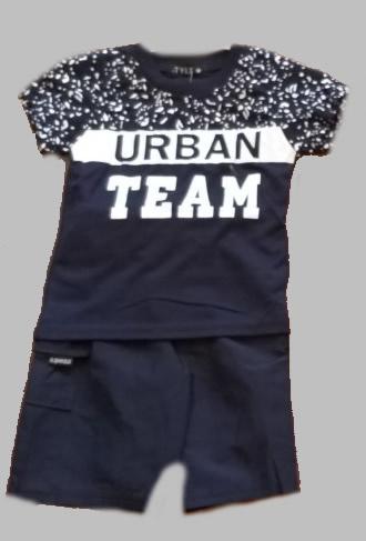 Twee delige jogg set - Urban Team blue