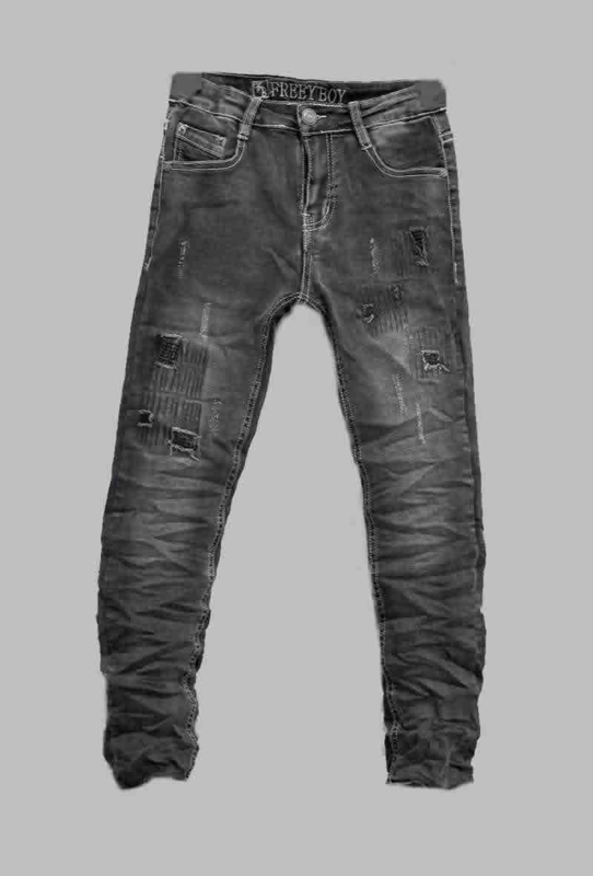 Jogg Jeans - Freeboy used black