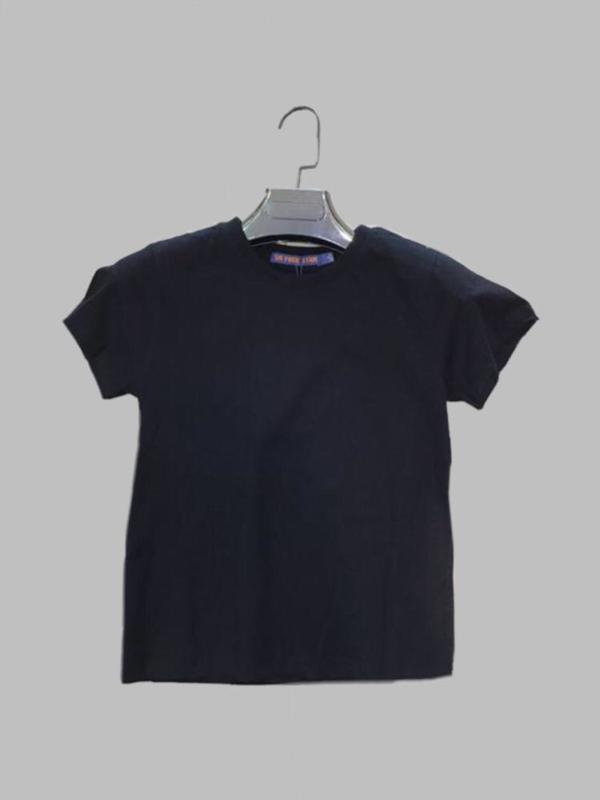T-shirt - Uni black