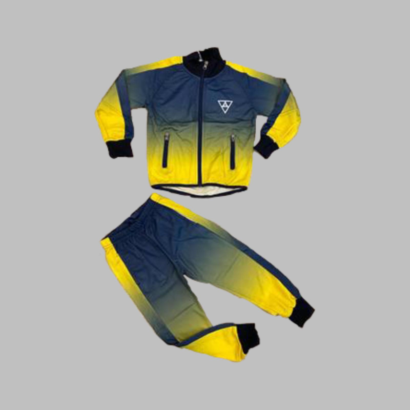 Trainingspak -  Finn geel