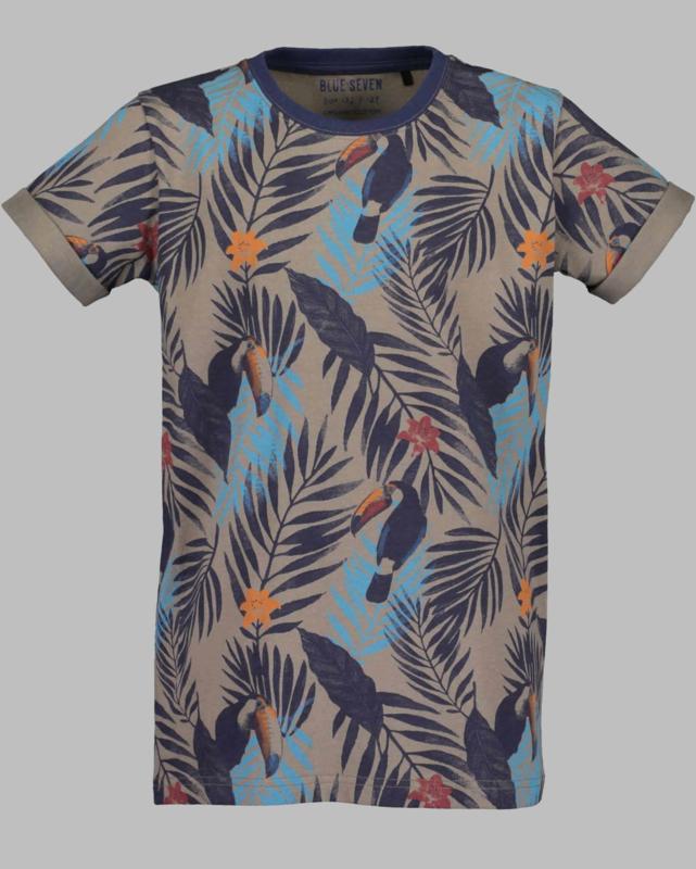 T-shirt -  Blue Seven 602731
