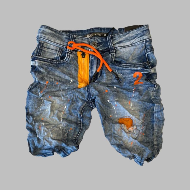 Jogg Jeans Bermuda - Yoni