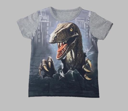 T-shirt - Dino 849