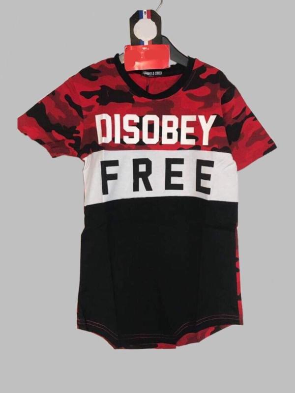 T-shirt - Free red