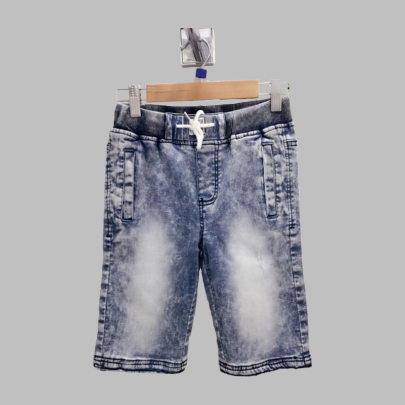 Jogg Jeans Bermuda - Mike