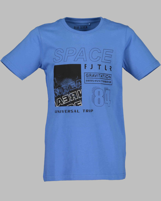 T-shirt -  Blue Seven 602715 blue