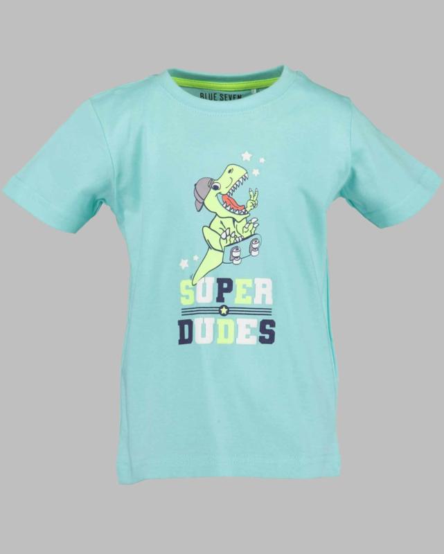T-shirt - BS 802189 aqua