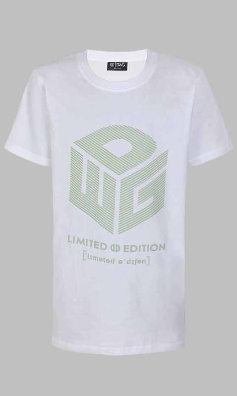 T-shirt - D-XEL Limited Edition white