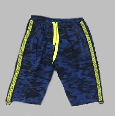 Jogg  Bermuda - Army blue