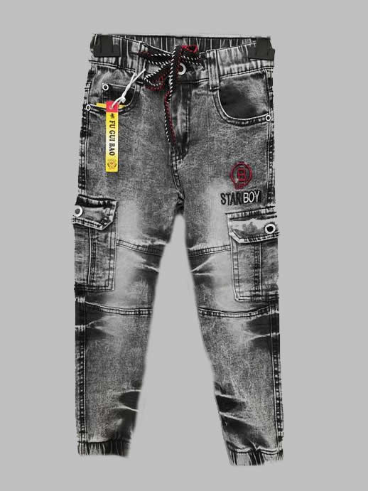 Jogg Jeans - Happy Kids
