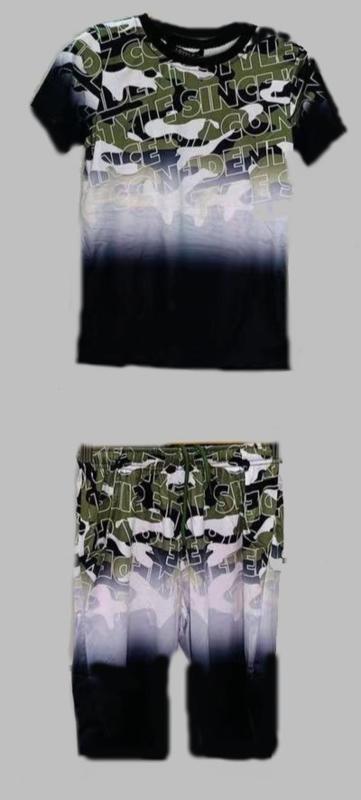Twee delige set - Randy army green