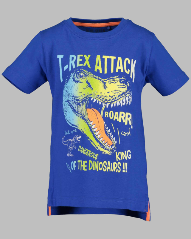 T-shirt - BS 802185 royal