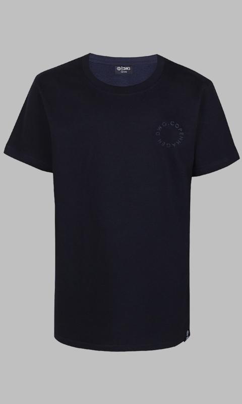 T-shirt - D-XEL Ernest navy