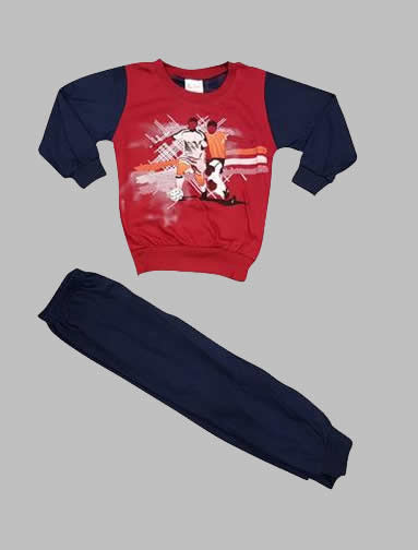 Pyjama - Pyjama lange broek rood