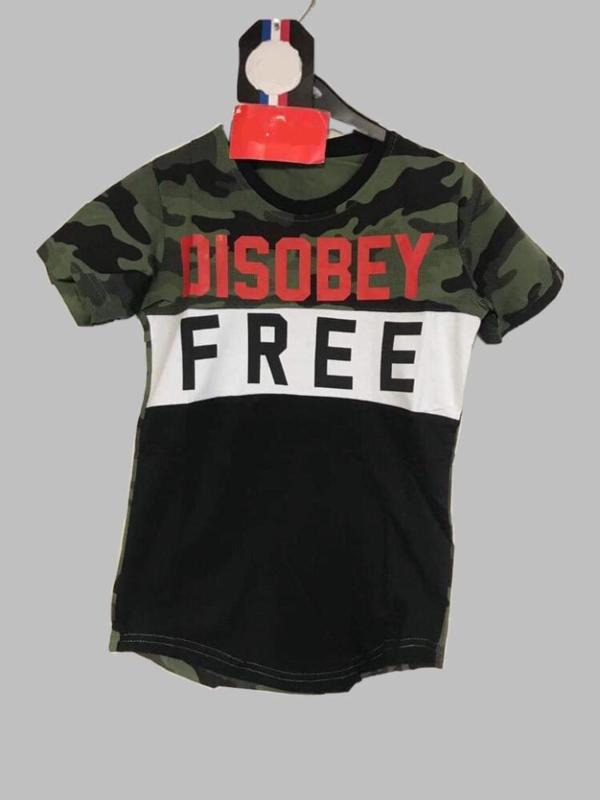 T-shirt - Free green
