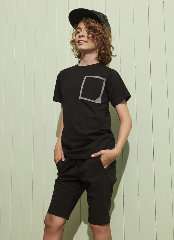 T-shirt - D-XEL Jimmy black