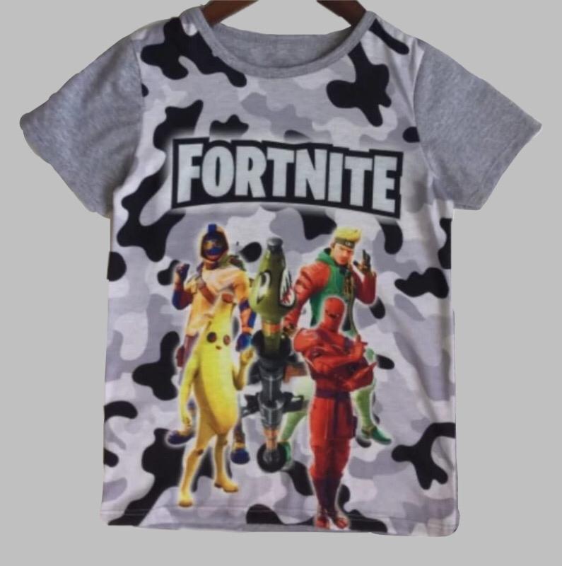T-shirt -  Fortnite 12