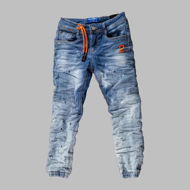 Jogg Jeans - Yoni blue