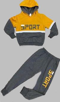 Joggingpak - Sport oranje
