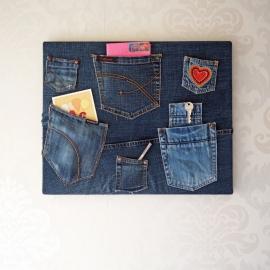 Memobord jeans